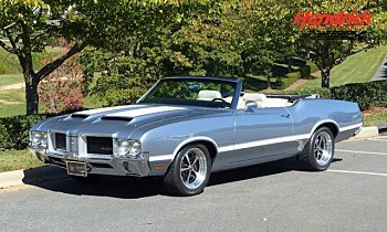 1971 Oldsmobile Cutlass for sale 100816557