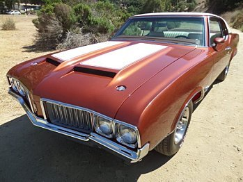 1971 Oldsmobile Cutlass for sale 100898387
