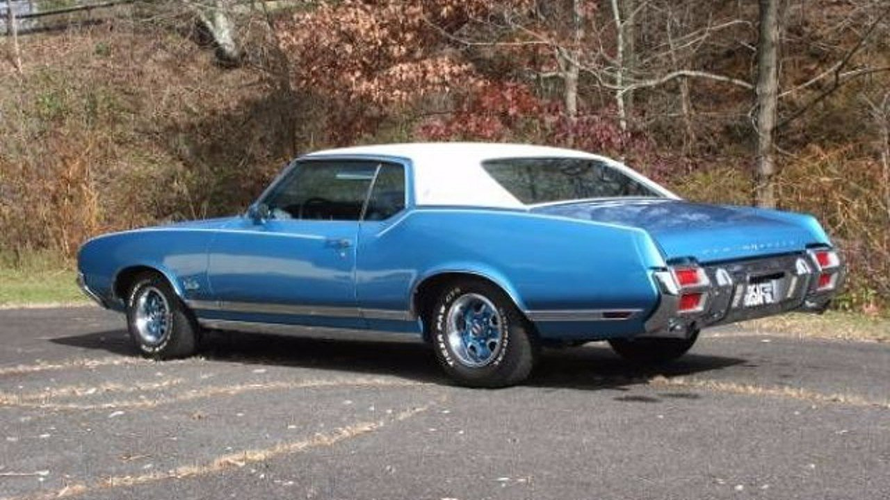 1971 Oldsmobile Cutlass for sale 100929073