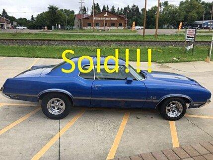 1971 Oldsmobile Cutlass for sale 100831832