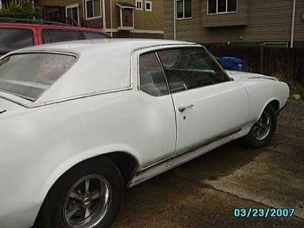 1971 Oldsmobile Cutlass for sale 100839542
