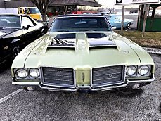 1971 Oldsmobile Cutlass for sale 100842304