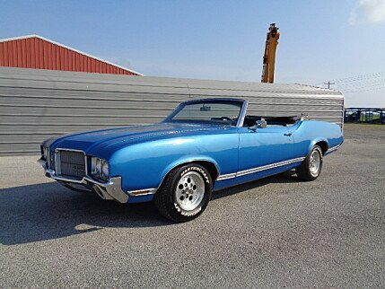 1971 Oldsmobile Cutlass for sale 100896570