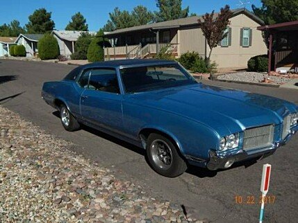 1971 Oldsmobile Cutlass for sale 100960269