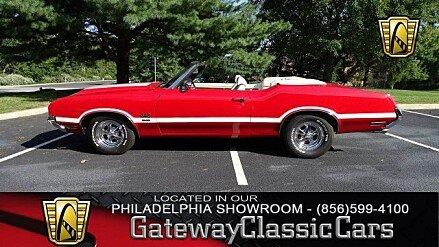 1971 Oldsmobile Cutlass for sale 100964444