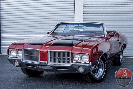 1971 Oldsmobile Cutlass for sale 101000056