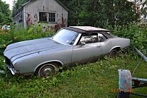 1971 Oldsmobile Cutlass for sale 101003111
