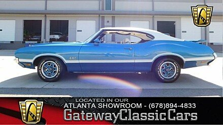 1971 Oldsmobile Cutlass for sale 101004324