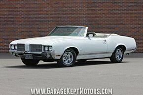 1971 Oldsmobile Cutlass for sale 101010154