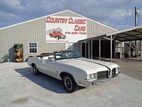 1971 Oldsmobile Cutlass for sale 101039204