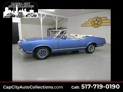 1971 Oldsmobile Cutlass for sale 101053206