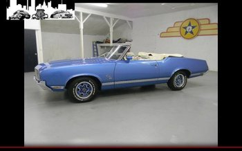 1971 Oldsmobile Cutlass for sale 101053206