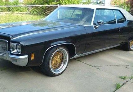 1971 Oldsmobile Ninety-Eight for sale 100791979