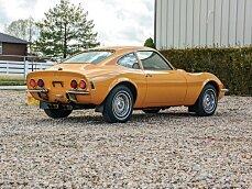 1971 Opel GT for sale 100995274
