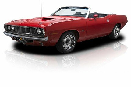 1971 Plymouth Barracuda for sale 100786566