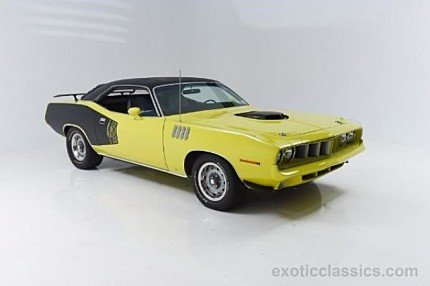 1971 Plymouth Barracuda for sale 100798642