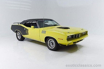 1971 Plymouth Barracuda for sale 100840769