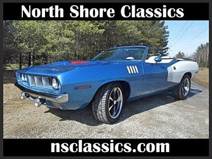 1971 Plymouth Barracuda for sale 100860686