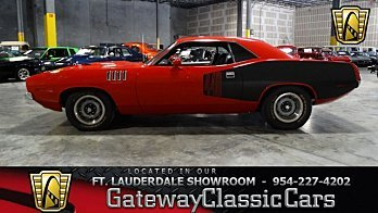 1971 Plymouth Barracuda for sale 100877130