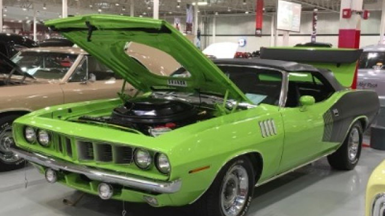 1971 Plymouth Barracuda for sale 100892439
