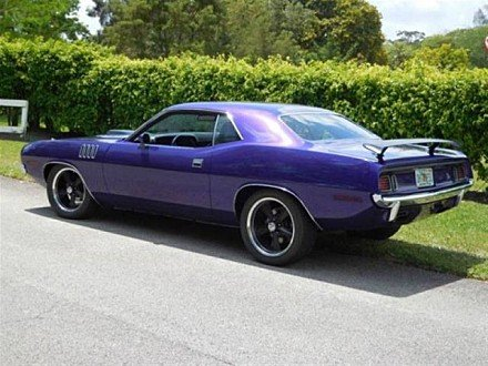 1971 Plymouth Barracuda for sale 100896781