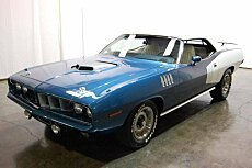 1971 Plymouth Barracuda Classics for Sale - Classics on Autotrader