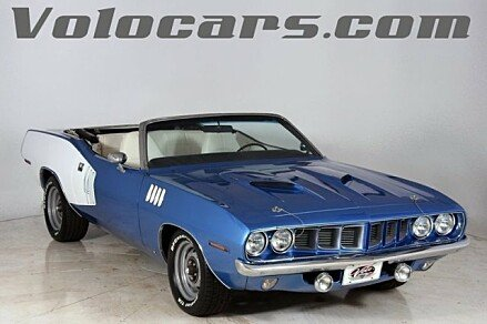 1971 Plymouth Barracuda for sale 100906298