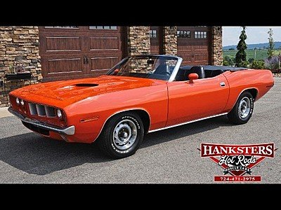 1971 Plymouth Barracuda for sale 100912217