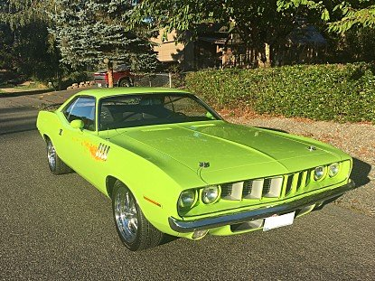 1971 Plymouth Barracuda for sale 100913160