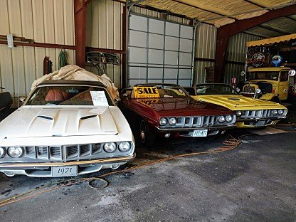 1971 Plymouth Barracuda for sale 101024945