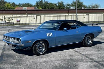 1971 Plymouth CUDA for sale 100732594