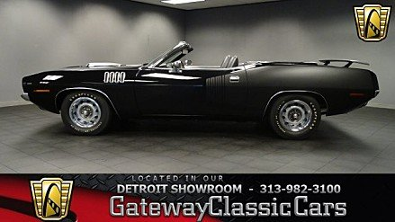 1971 Plymouth CUDA for sale 100789299