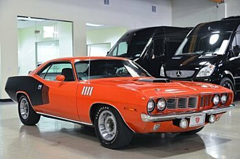 1971 Plymouth CUDA for sale 100753876
