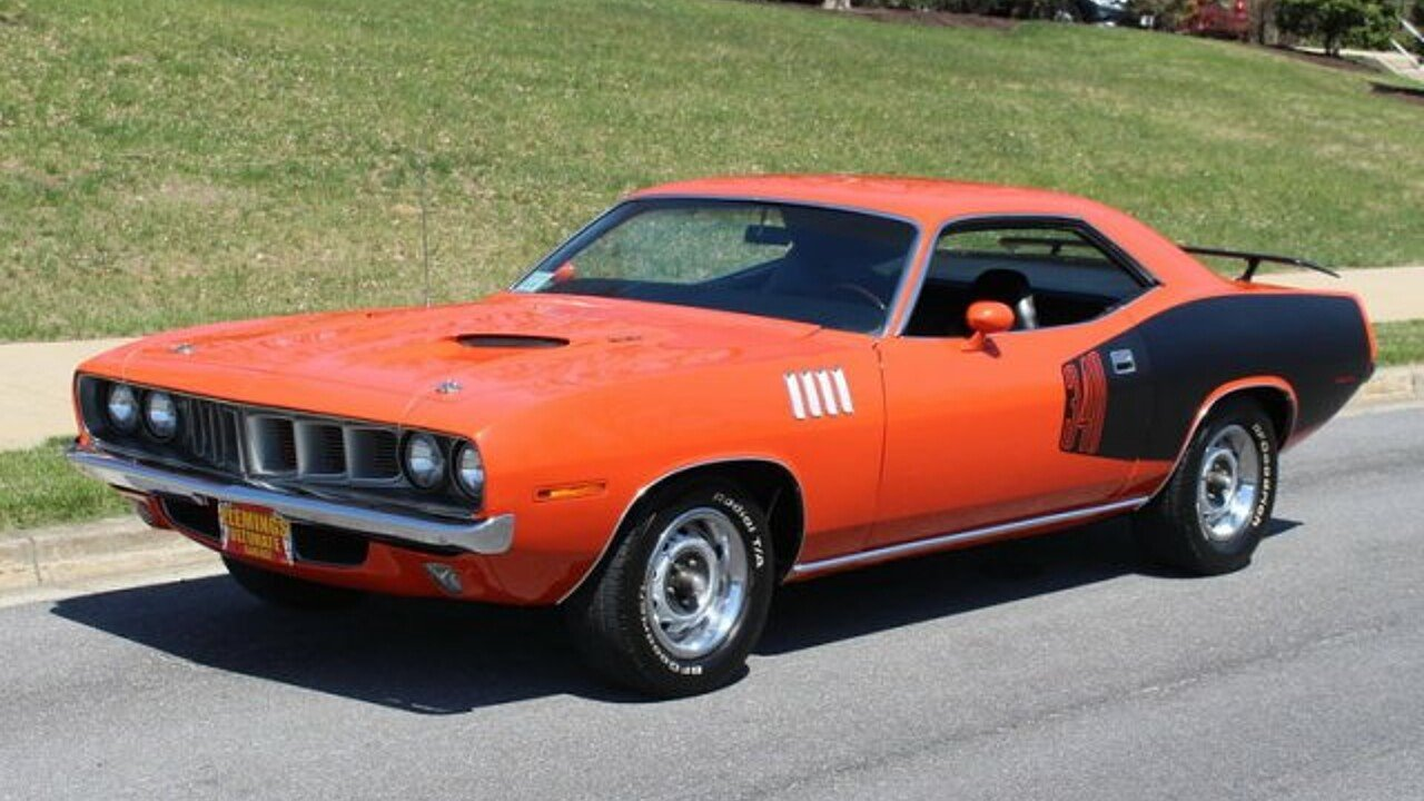 1971 Plymouth CUDA for sale near Rockville, Maryland 28050 ...