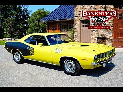 1971 Plymouth CUDA for sale 100912234