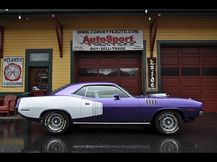 1971 Plymouth CUDA for sale 100914096