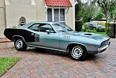 1971 Plymouth CUDA for sale 100943628