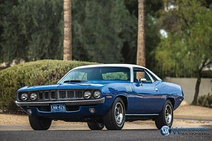 1971 Plymouth CUDA for sale 100944775