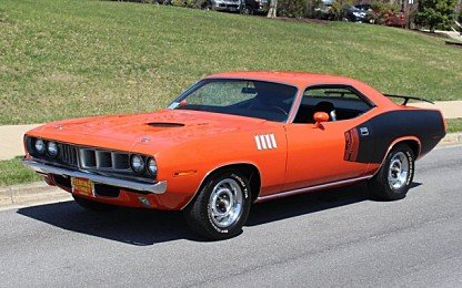 1971 Plymouth CUDA for sale 100962302