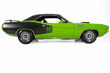 1971 Plymouth CUDA for sale 101002305