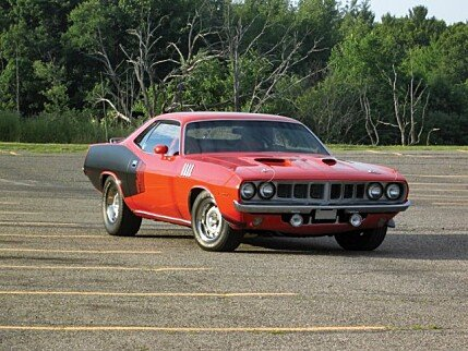 1971 Plymouth CUDA for sale 101018048