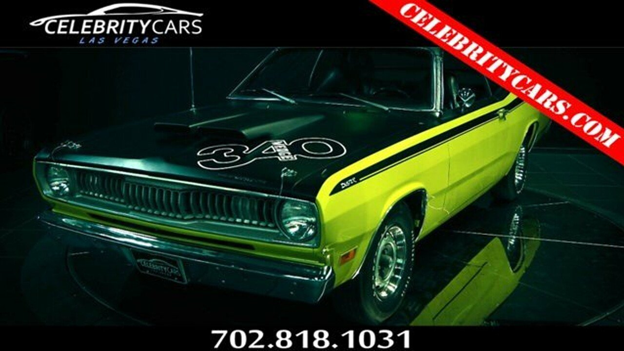 1971 Plymouth Duster for sale 100818014