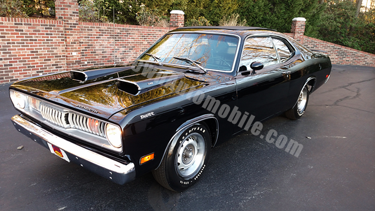 1971 Plymouth Duster for sale near Huntingtown, Maryland 20639 ...