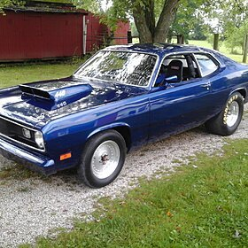 1971 Plymouth Duster for sale 100879245
