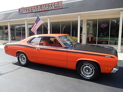 1971 Plymouth Duster for sale 100926487
