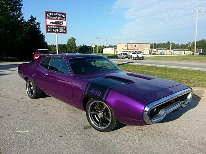 1971 Plymouth GTX for sale 100878322