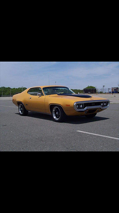 1971 Plymouth GTX for sale 100784481