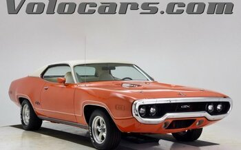 1971 Plymouth GTX for sale 100973720