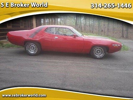 1971 Plymouth Roadrunner for sale 100728432
