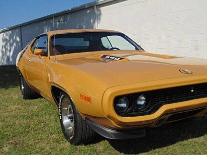 1971 Plymouth Roadrunner for sale 100740309